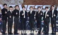[TF포토] 엑소, 'K-POP 황제의 귀환'