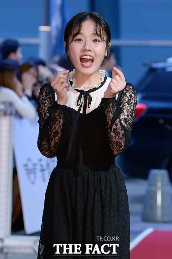 김향기의 소속사 나무엑터스는 김향기가 한양대 연극영화과 수시 전형에 최종 합격했다고 밝혔다. /더팩트DB