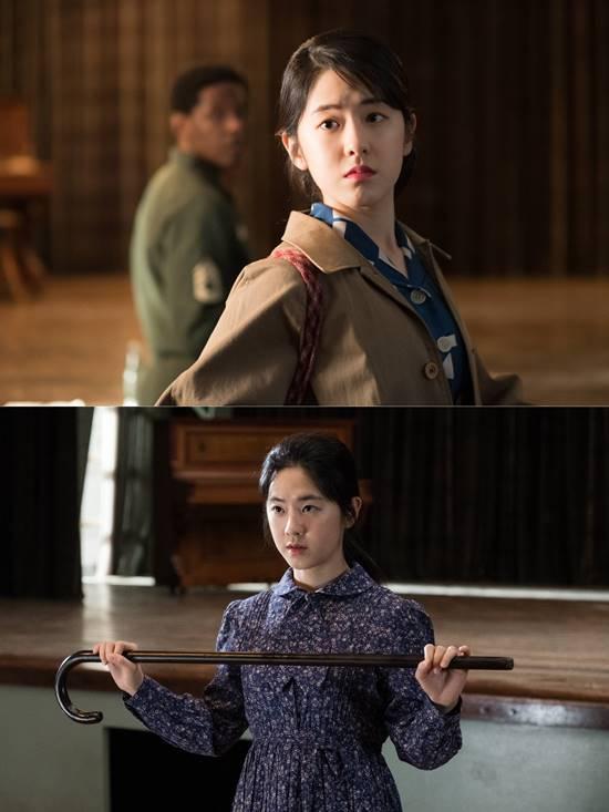 박혜수는 영화 스윙키즈에서 무허가 통영가 양판래 역을 맡았다. /NEW 제공