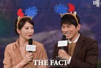 [TF포토] 김선아-이이경, 나이차 무색한 '꿀케미' 커플