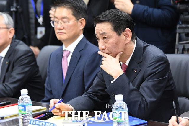 금융투자협회 권용원 협회장.