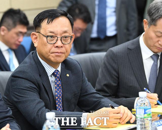 한화투자증권 권희백 대표이사.