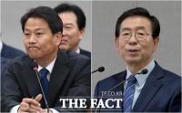 [TF초점] '이게 아닌데?' 한국당, 견제로 존재감 커진 임종석·박원순