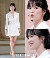 [TF포토] 송혜교, 외모부터 패션까지 …'천사 그 자체!'