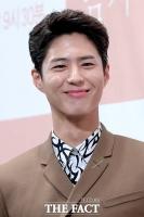 [TF포토] 박보검, '여심이 사르르~ 활짝 핀 꽃미소'