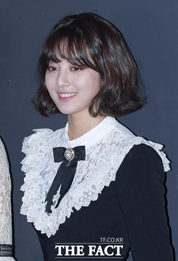 오늘도 예쁘'지효~'