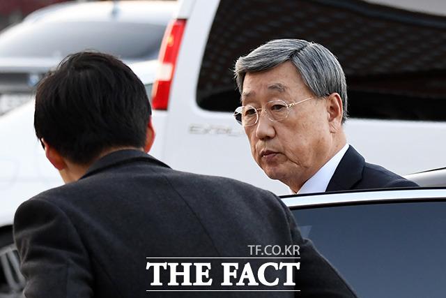 박용현 두산 연강재단 이사장.