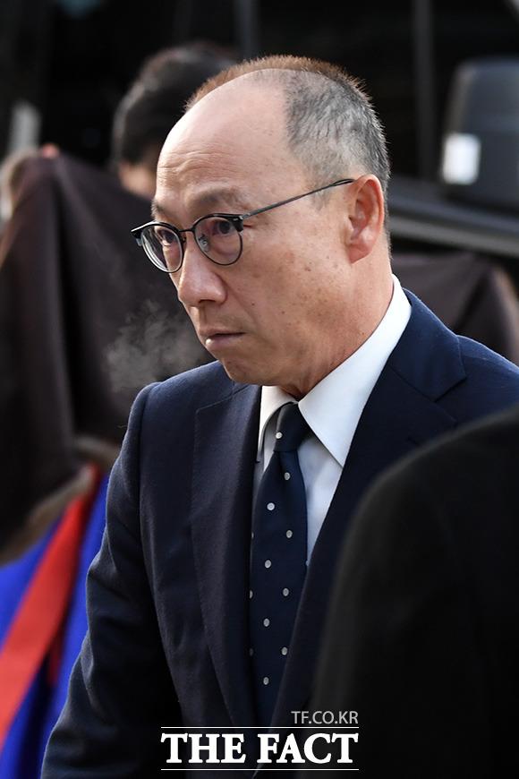 박용욱 이생그룹 회장.