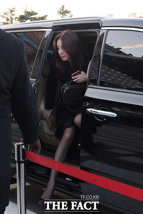 배우 겸 모델 아이린