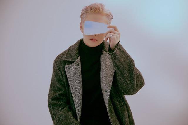 이창섭은 지난 10일 오후 6시 각종 음원사이트에 미니앨범 Mark를 공개했다. /큐브엔터테인먼트 제공