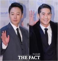 [TF포토] 김동욱-배정남, 레드카펫을 밝히는 '매력남들'
