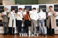 [TF포토] '토니모리X몬스타엑스' 팬사인회 개최