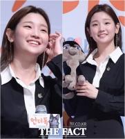 [TF포토] '청순미 폭발!'…박소담, '상큼한 미소 발사~'