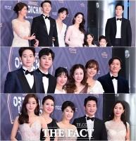 [TF포토] '2018년 MBC를 뜨겁게 빛낸 드라마 주역들'