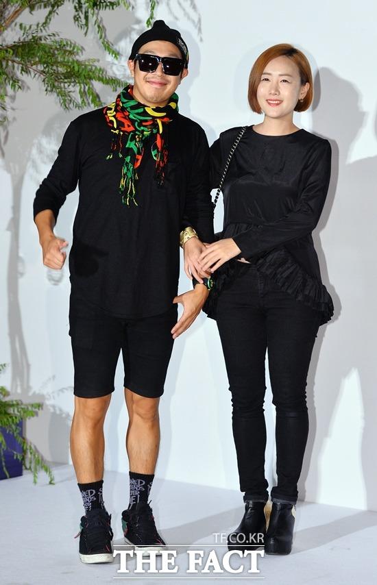 가수 하하(왼쪽) 별 소속사 콴 엔터테인먼트 관계자는 31일 별이 셋째를 임신한지 10주 정도 됐다고 말했다. /더팩트DB