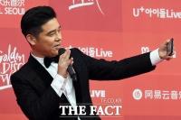 [TF포토] 임창정, '포토월만큼 중요한 개인 방송'
