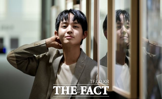 배우 정유안이 성추행을 했다는 혐의로 경찰 조사를 받았다./이덕인 기자