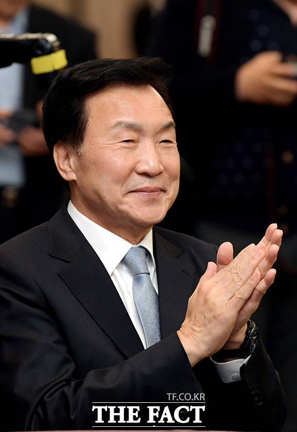 손학규 바른미래당 대표