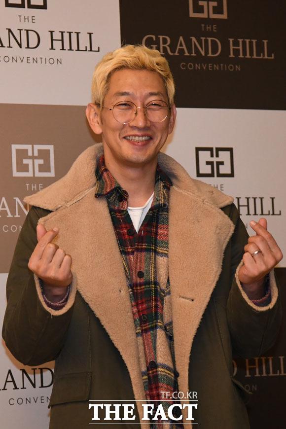 김창열, 하트 넘치는 신혼 보내길~