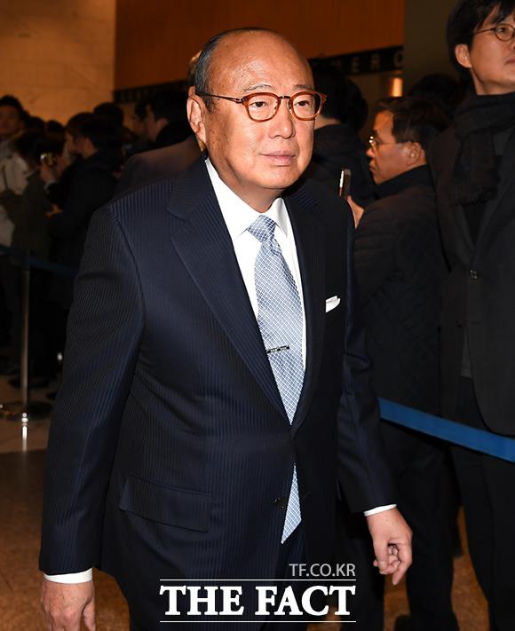 김승연 한화그룹 회장
