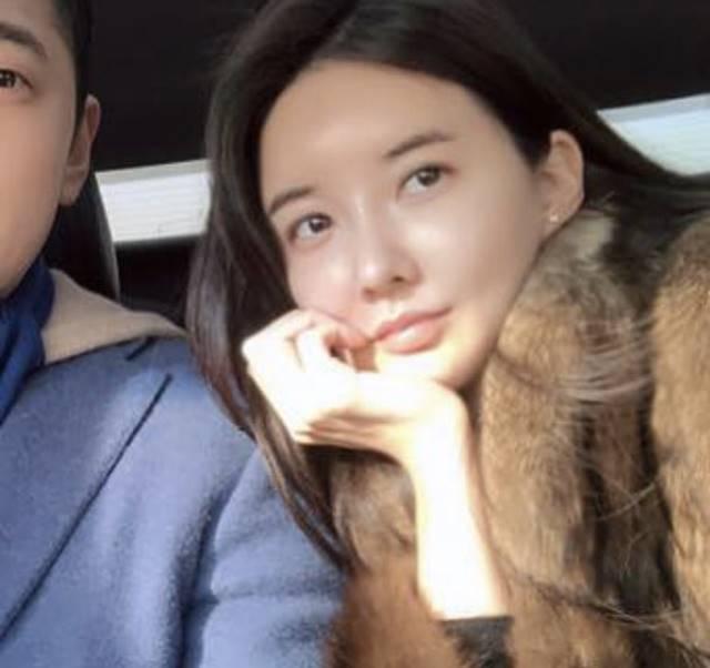장미인애의 남자친구는 일반인 사업가인 것으로 알려졌다. /장미인애 인스타그램