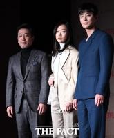 [TF포토] '좀비가 급습한 조선'…드라마 킹덤 제작발표회