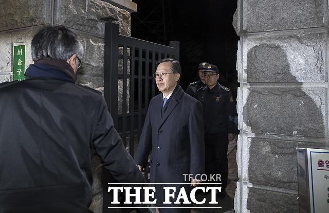 한편, 사법농단 의혹 사건의 또 다른 핵심 인물인 박병대 전 대법관의 구속 심사는 또 기각