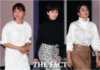 [TF포토] '뺑반' 공효진-염정아-전혜진, 패션으로 '걸크러시' 매력 발산