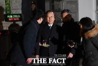 [TF포토] '엇갈린 운명' 양승태 '구속' 박병대 '기각'