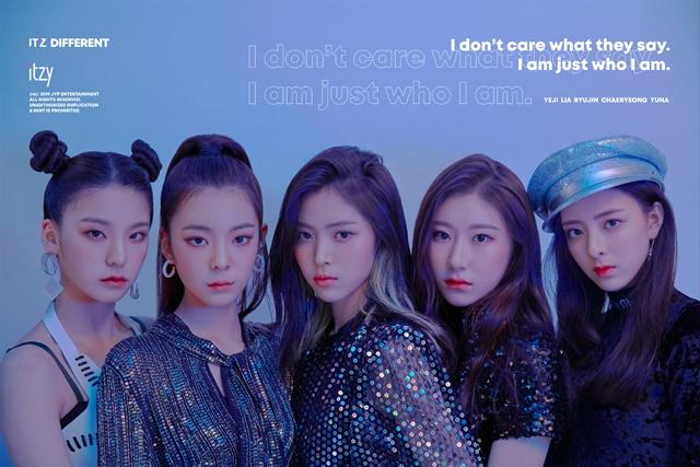 JYP 엔터테인먼트 신인 걸그룹 ITZY(있지)가 데뷔를 앞두고 있다. /JYP엔터테인먼트