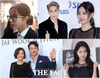 [업앤다운] 정준호♥이하정, 둘째 소식부터 카이·제니 결별까지