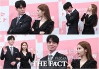 [TF포토] 이동욱-유인나, '다시 만난 도깨비 커플'
