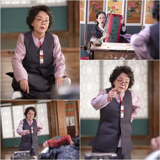 김수미는 SBS 수목드라마 황후의 품격에 특별 출연한다. /에스엠라이프디자인그룹 제공