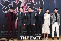 [TF포토] SBS 월화드라마 '해치' 사랑해주세요!