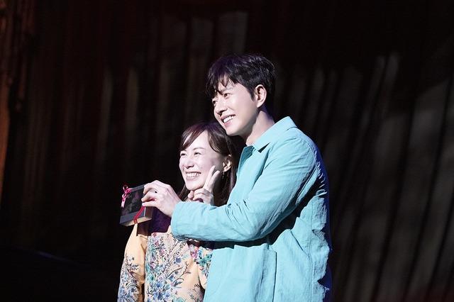 배우 박해진이 지난 11일 일본 도쿄에서 열린 팬미팅을 성공적으로 마무리했다. /마운틴무브먼트 제공