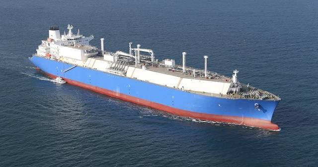 현대중공업이 대우조선해양 최종 인수 후보자로 확정돼 업계 1, 2위 간 초대형 글로벌 조선사의 탄생이 기정사실화 된 가운데 세계 조선 시장이 시장 독점 논란을 제기하고 있어 주목되고 있다. 사진은 대우조선해양 LNG운반선/ 대우조선해양 제공