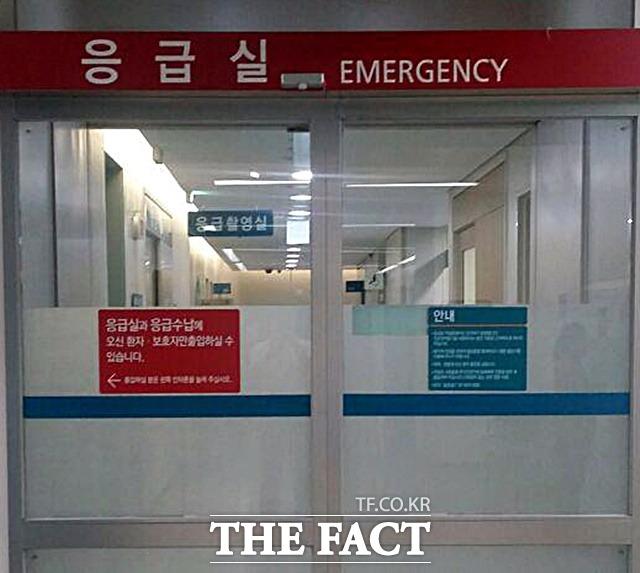 김윤 서울의대 교수는 권역·지역응급의료센터 간에도 환자 수 편차가 크다며 재배치 및 지정 병원 수 조정이 필요하다고 말했다. /뉴시스