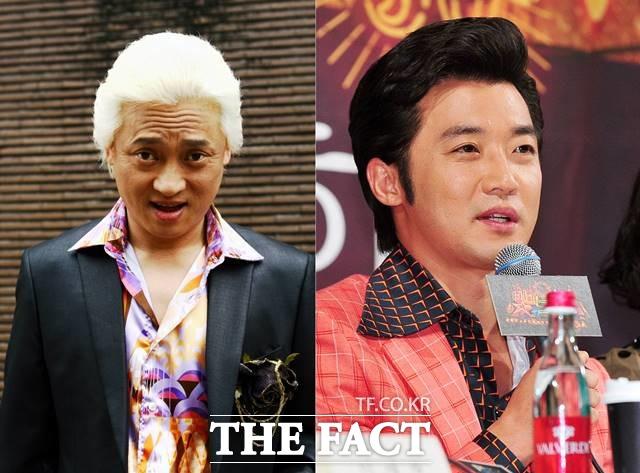 김병옥(왼쪽)과 안재욱이 최근 음주운전으로 물의를 일으켰다. /MBC, 더팩트DB