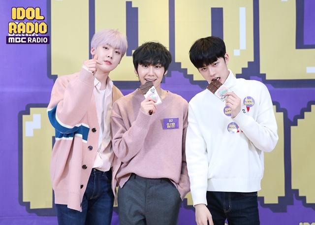 아이돌 라디오에 유선호와 아스트로 산하가 출연해 특별한 무대를 꾸미고 최근 근황을 언급했다. /MBC 제공