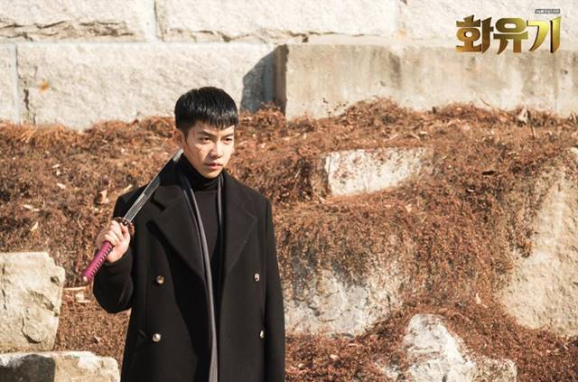 화유기는 이승기, 차승원, 오연서 등이 출연한 드라마다. /tvN 화유기 홈페이지