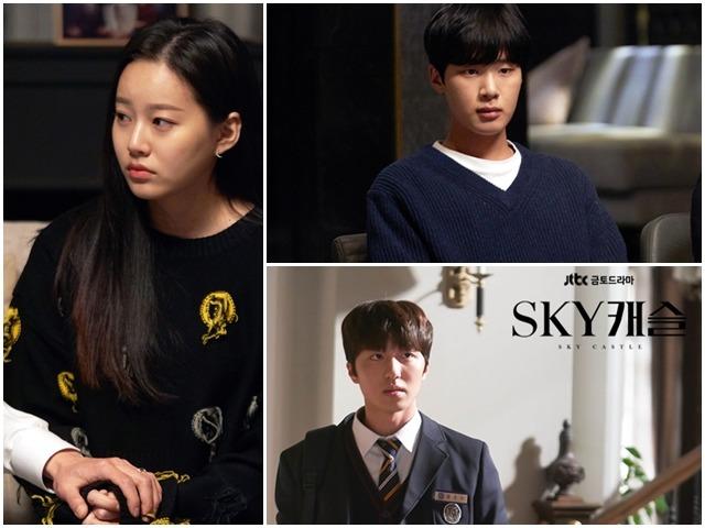 캐슬의 품격을 높인 아이들 SKY 캐슬에서 활약한 김동희 박유나 찬희의 행보 또한 대중의 궁금증을 높인다. /JTBC 제공