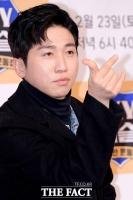 [TF포토] 유세윤 '신개념 BIG~하트!'