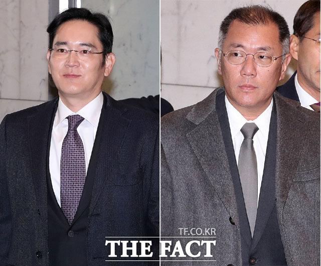 이재용·정의선, 오늘(22일) 모디 총리 만날 듯…협력 강화 '주..
