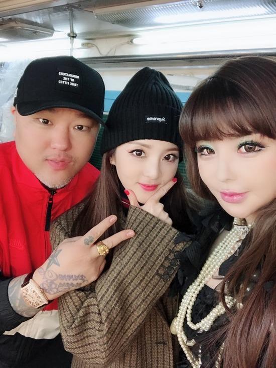 박봄이 솔로가수로서 약 8년 만에 돌아온다. 용감한형제, 산다라박과 손을 잡았다. /디네이션 제공