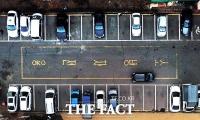 [TF포토기획] '붕괴 공포'에 떠는 인천 삼두아파트...지하 터널 위 균열 '심각'