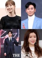 [TF별별이슈] '오랜만이죠?'…반가운 얼굴들, ★들의 복귀작은?