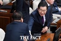[TF포토] 서울시의회 본회의 참석한 박원순 서울시장