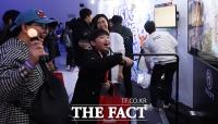 [TF포토] '플스 마니아' 다 모여라…국내 첫 플레이스테이션 페스타 개최