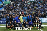 [TF포토] 인천, 홈에서 경남 2-1로 제압...'짜릿한 승리'