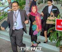 김정남 살해 혐의 인니 여성 석방…